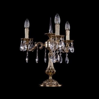 Настольная лампа Bohemia Ivele 7001/3/125-51/A/GB бактерицидная лампа дрт 125 1 магазины