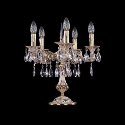 Купить Настольная лампа Bohemia Ivele 7001/5/125-51/A/GW