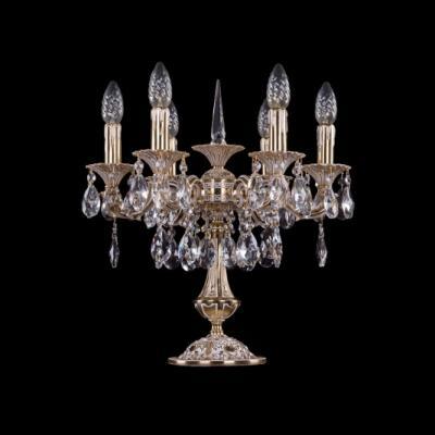 Купить Настольная лампа Bohemia Ivele 7001/6/125-51/A/GW