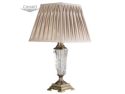 Настольная лампа Chiaro Оделия 619030301 настольная лампа chiaro оделия 619030101