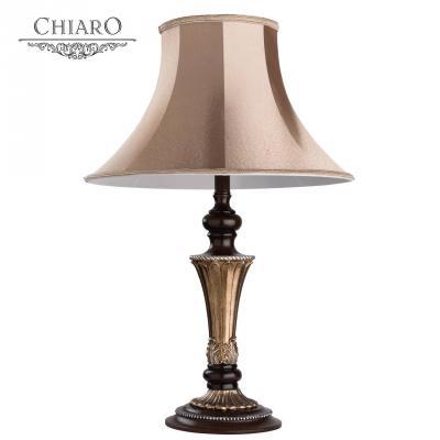 Настольная лампа Chiaro Версаче 639030401 chiaro бра chiaro версаче 254029501