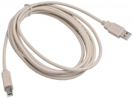 Кабель USB 2.0 AM-BM 3.0м Buro USB2.0-AM/BM-3 кабель usb 3 0 am bm 1 8м buro usb3 0 am bm 817271