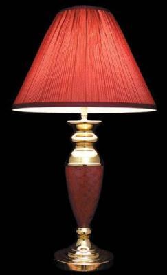 Настольная лампа Eurosvet 008A/1T MRD