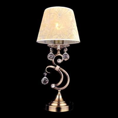 Настольная лампа Eurosvet 1448/1T античная бронза Strotskis eurosvet подвесная люстра eurosvet 1448 8 античная бронза strotskis
