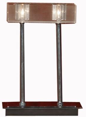 Настольная лампа Lussole Notte di Luna LSF-1304-02 сумка river island river island ri004bwuva32