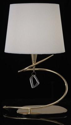 Купить Настольная лампа Mantra Mara Antique Brass 1630