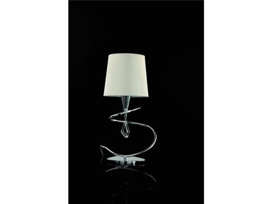 Настольная лампа Mantra Mara Chrome - White 1649 mantra настольная лампа mantra mara chrome white 1649