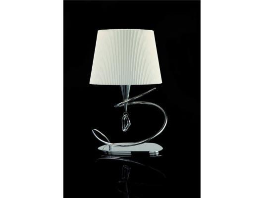 Настольная лампа Mantra Mara Chrome - White 1650 mantra настольная лампа mantra mara chrome white 1649