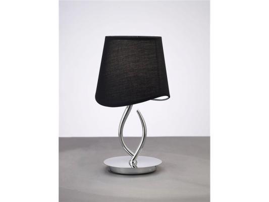 Настольная лампа Mantra Ninette Satin Nickel 1915