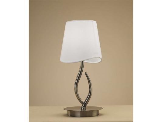 Купить Настольная лампа Mantra Ninette Antique Bras 1925