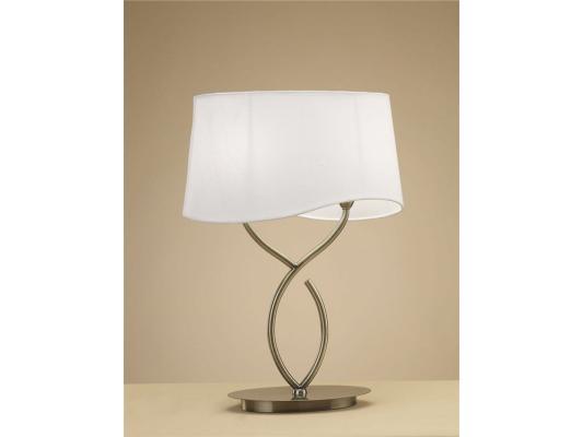 Купить Настольная лампа Mantra Ninette Antique Bras 1926