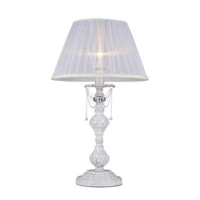 Настольная лампа Maytoni Lolita ARM305-22-W настольная лампа декоративная maytoni luciano arm587 11 r