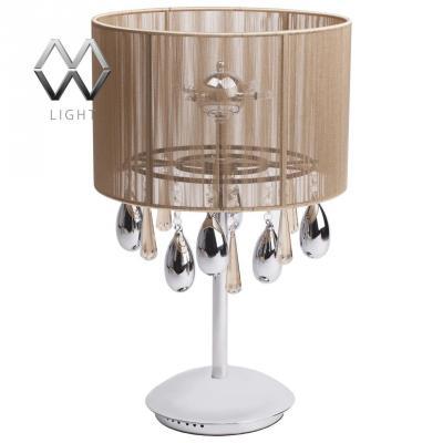 Настольная лампа MW-Light Жаклин 465031904 настольная лампа mw light жаклин 5 465033404