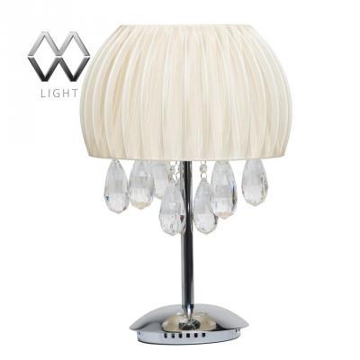 Настольная лампа MW-Light Жаклин 5 465033404 лампа настольная mw light 465033404