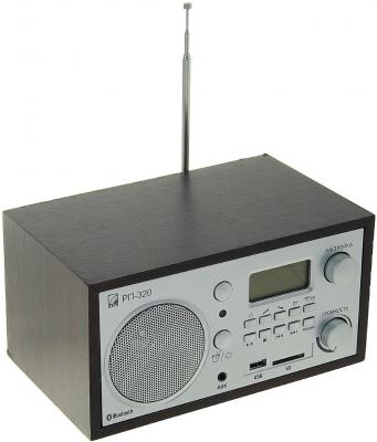 Радиоприемник Сигнал БЗРП РП-320 темный цена и фото
