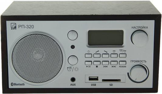Радиоприемник Сигнал БЗРП РП-320 темный от 123.ru