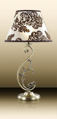 Настольная лампа Odeon Pari 2687/1T