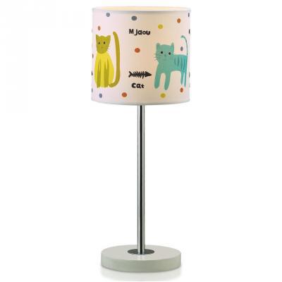 Настольная лампа Odeon Cats 2279/1T настольная лампа odeon 2279 1t