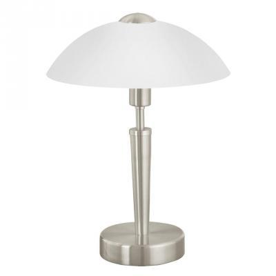 Настольная лампа Eglo Solo 85104 eglo лампа настольная eglo solo 87254