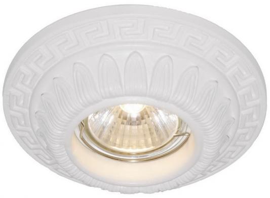Встраиваемый светильник Arte Lamp Cratere A5073PL-1WH arte lamp встраиваемый светодиодный светильник arte lamp cardani a1212pl 1wh