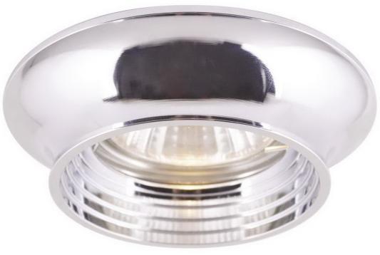 Встраиваемый светильник Arte Lamp Cromo A1061PL-1CC встраиваемый светильник arte lamp cromo a1058pl 1wh