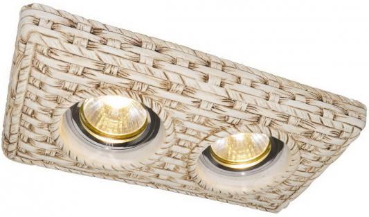 Встраиваемый светильник Arte Lamp Pezzi A5207PL-2WC arte lamp встраиваемый светильник arte lamp pezzi a5207pl 2wc