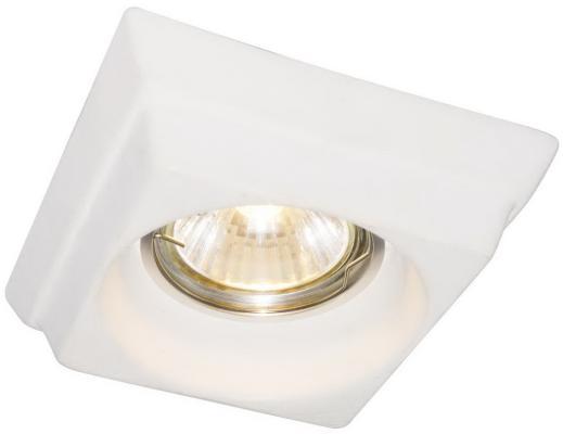 Встраиваемый светильник Arte Lamp Cratere A5247PL-1WH встраиваемый светильник arte lamp cielo a7314pl 1wh