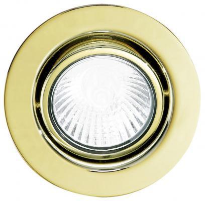 Встраиваемый светильник (в комплекте 3 шт.) Eglo Einbauspot GU10 87378