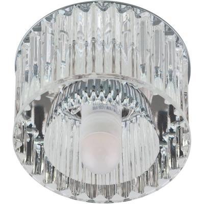 Встраиваемый светильник Fametto Fiore DLS-F104-1001 встраиваемый светильник fametto fiore dls f104 1001