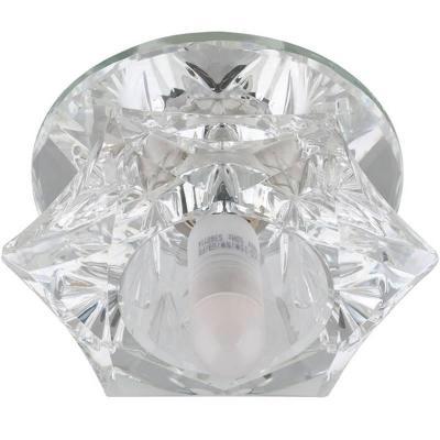 Встраиваемый светильник Fametto Fiore DLS-F109-1001 встраиваемый светильник fametto fiore dls f109 1001