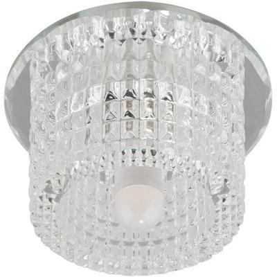 Встраиваемый светильник Fametto Fiore DLS-F110-1001 встраиваемый светильник fametto fiore dls f110 1001