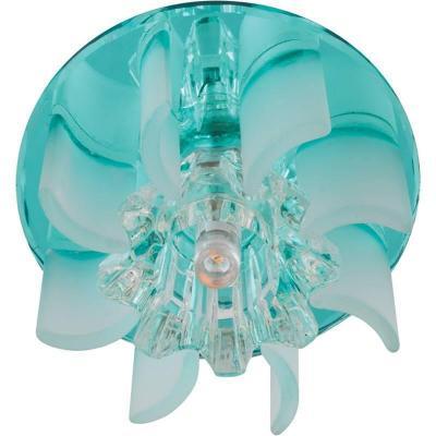 Встраиваемый светильник Fametto Fiore DLS-F114-3001 встраиваемый светильник fametto fiore dls f114 3001