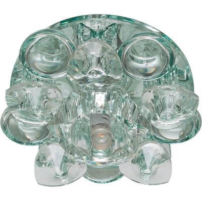 Встраиваемый светильник Fametto Fiore DLS-F123-3001 встраиваемый светильник fametto fiore dls f114 3001
