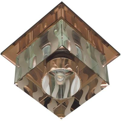 Встраиваемый светильник Fametto Fiore DLS-F126-3001 встраиваемый светильник fametto fiore dls f128 3001