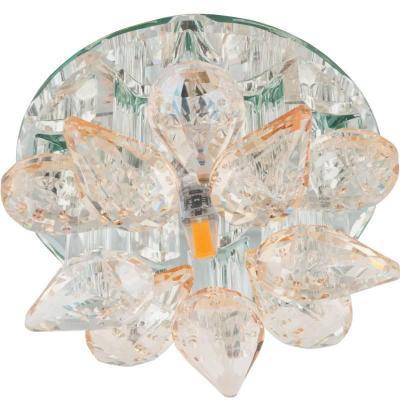 Встраиваемый светильник Fametto Fiore DLS-F129-3001 глина для моделирования fimo soft цвет прозрачный 56 г