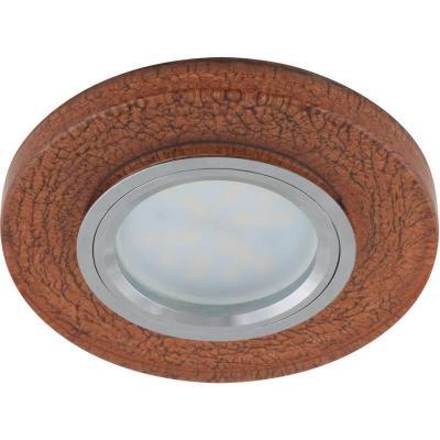Встраиваемый светильник Fametto Luciole DLS-L104-2002 встраиваемый светильник fametto luciole dls l104 2002