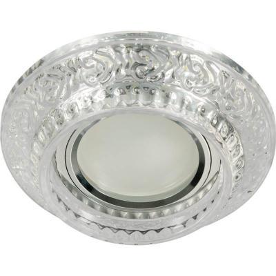 Встраиваемый светильник Fametto Luciole DLS-L105-2001 встраиваемый светильник fametto luciole dls l106 2001