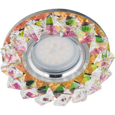 Встраиваемый светильник Fametto Peonia DLS-P117-2001 встраиваемый светильник fametto peonia dls p117 2001