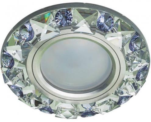 цена Встраиваемый светильник Fametto Peonia DLS-P123-2001