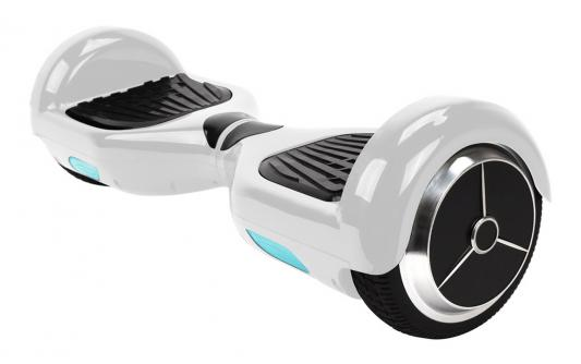Гироскутер Iconbit SMART SCOOTER 6.5 + сумка белый