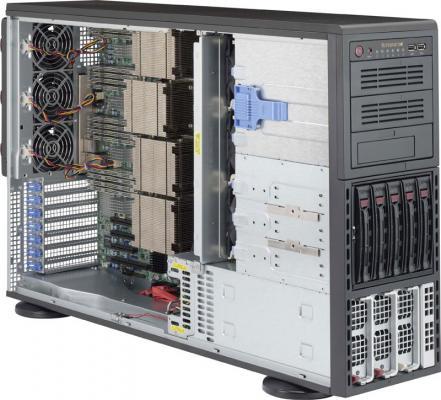 Серверная платформа SuperMicro SYS-8048B-TR3F