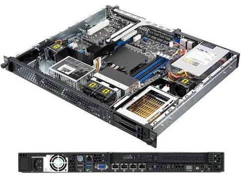 Серверная платформа Asus RS200-E9-PS2 серверная платформа asus ts300 e8 ps4