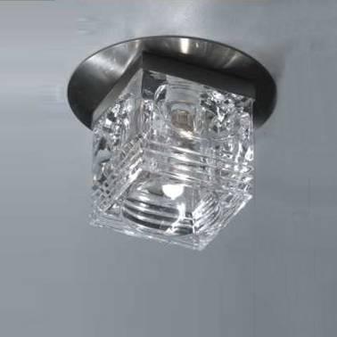 Встраиваемый светильник Lussole Palinuro LSA-7909-01 точечный светильник lussole lsa 7909 01