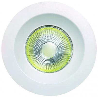 Встраиваемый светильник Mantra Basico Cob C0045 фронтальная панель santek ибица 1wh112087