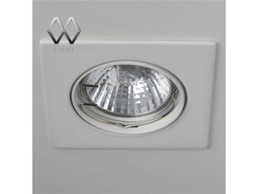 Встраиваемый светильник MW-Light Круз 637010501 цена