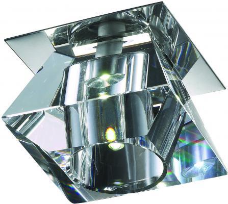 Встраиваемый светильник Novotech Crystal-LED 357012