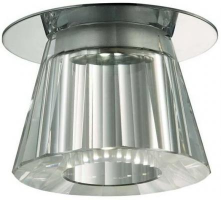 Встраиваемый светильник Novotech Glitz 357044 novotech glitz 357046