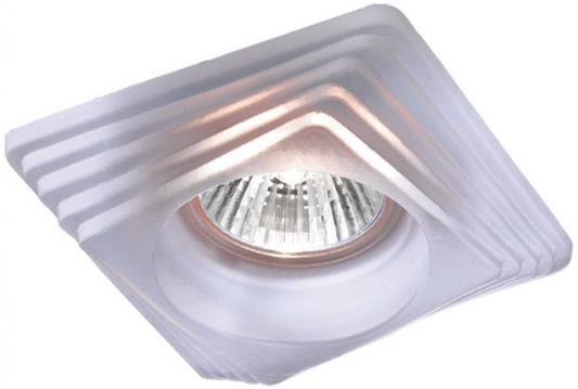 Встраиваемый светильник Novotech Glass 369126 встраиваемый точечный светильник novotech точечный 369126
