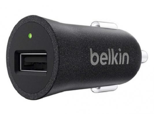 Автомобильное зарядное устройство Belkin F8M730btBLK USB 2.4А черный