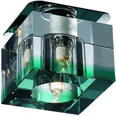 Встраиваемый светильник Novotech Crystals 369296